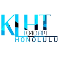 Logo of radio station KLHT AM 1040
