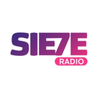 Logo of radio station SIE7E RADIO