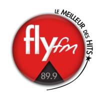 Logo of radio station FlyFM  Radio