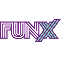 Logo of radio station FunX Reggae