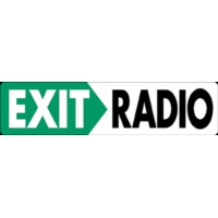 Logo of radio station Exit Radio