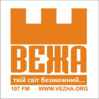 Logo of radio station Телерадіокомпанія ВЕЖА