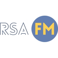 Logo of radio station RSA FM