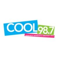 Logo de la radio KACL Cool 98.7 FM