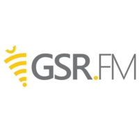 Logo of radio station GSR.FM