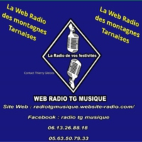 Logo of radio station RADIO TG MUSIQUE