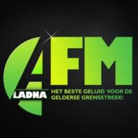 Logo of radio station AFM