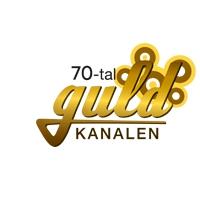 Logo de la radio Guldkanalen 70-tal