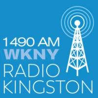 Logo of radio station WKNY Radio Kingston