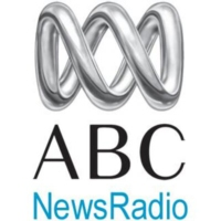Logo of radio station ABC NewsRadio
