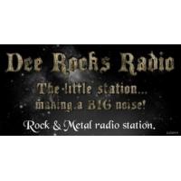 Logo of radio station DeeRocksRadio