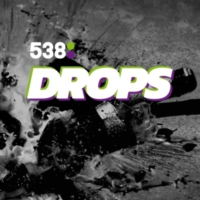 Logo of radio station 538 - Drops