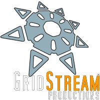 Logo of radio station GridStream Productions