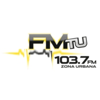 Logo of radio station XHFMTU - FMTU 103.7 FM