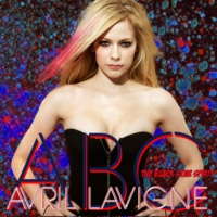 Logo of radio station ABC Avril Lavigne, The Black Star Spirit