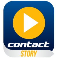 Logo of radio station Contact Story