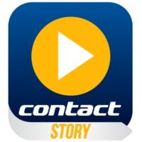 Logo de la radio Contact Story