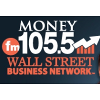 Logo of radio station KASC Money 105.5