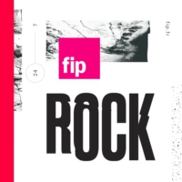 Logo of radio station FIP autour du rock