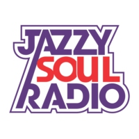 Logo of radio station JazzySoul Radio