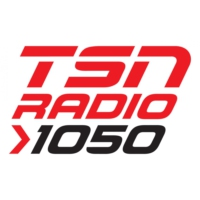 Logo of radio station TSN 1050 Toronto