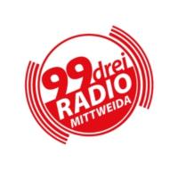 Logo of radio station 99drei Radio Mittweida