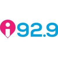 Logo of radio station WLMI i92.9 FM