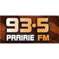 Logo of radio station 93.5 Prairie FM