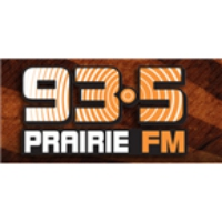 Logo of radio station 93.5 Prairie FM