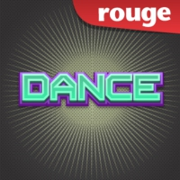 Logo of radio station Rouge FM Dance