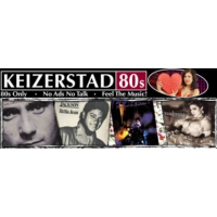 Logo de la radio Keizerstad 80's