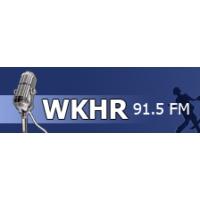 Logo de la radio WKHR Swing 91.5 FM