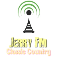 Logo of radio station Classic Country on Jerry FM