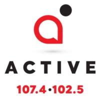 Logo of radio station Active Radio