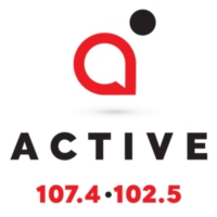 Logo of radio station Active Radio