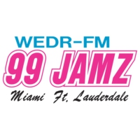 Logo of radio station WEDR 99 Jamz