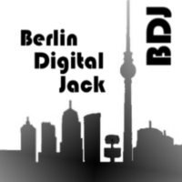 Logo of radio station BDJ Berlin Digital Jack