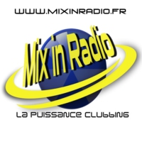 Logo of radio station mix in radio