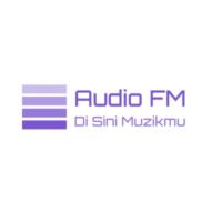 Logo of radio station Audio FM