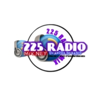 Logo de la radio 225 radio mix