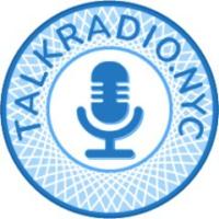 Logo of radio station TALKRADIO NYC
