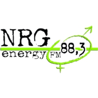 Logo of radio station Energy FM 88.3
