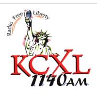 Logo de la radio KCXL 1140