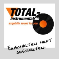 Logo of radio station Laut fm Total-Instrumental