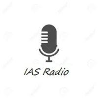 Logo of radio station IAS RADIO