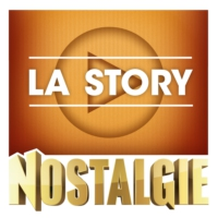 Logo of radio station Nostalgie La Story