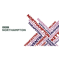 Logo of radio station BBC Radio Northampton