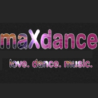 Logo of radio station Max Dance