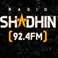 Logo de la radio RADIO SHADHIN 92.4FM