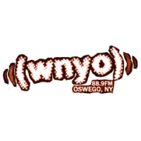 Logo of radio station WNYO